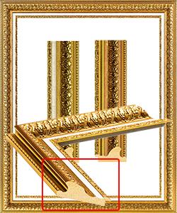 UJ 2007 กรอบรูปสีทอง