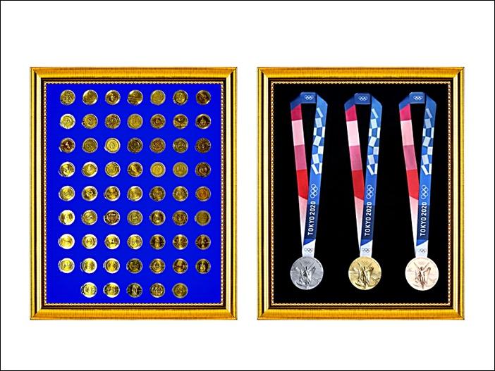 กรอบเหรียญ รางวัล
