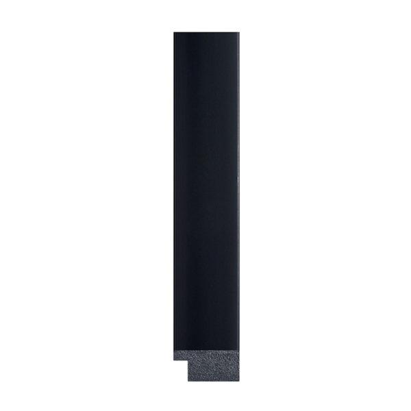 กรอบเรียบ สีดำ 825_Black