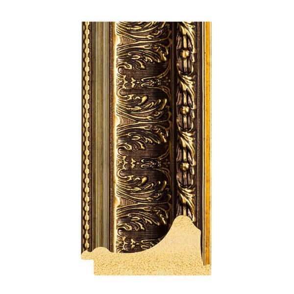 4001_BG_Louis frame, curved groove