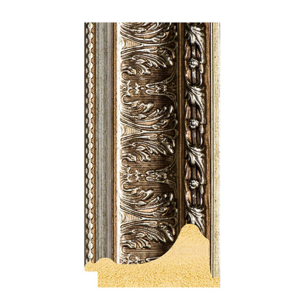 4001_S_Louis frame, curved groove