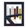 825_Black_Smooth frame, 6 colors-1