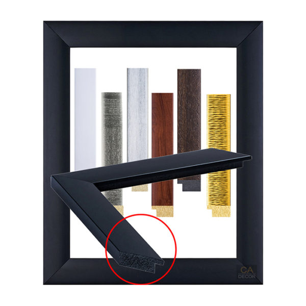825_Black_Smooth frame, 6 colors-1