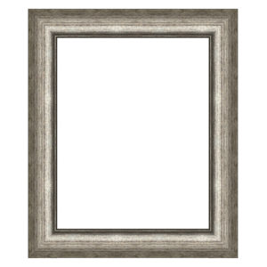 Gray wood grain photo frame 150_S_3