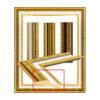 UJ 509 Louis double layer frame-1