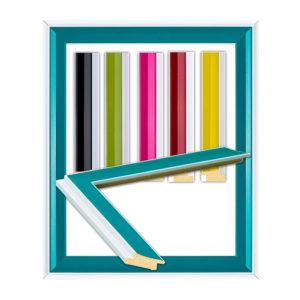 กรอบรูปสีสวย สดใส UJ 564